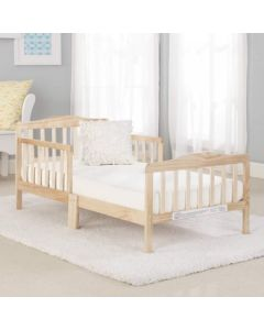 #103 - Wooden Toddler Bed - 21401