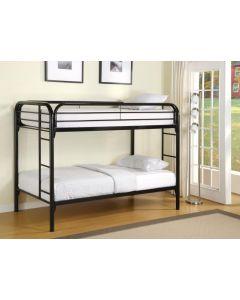 #201 - Metal T/T Bunk Bed - 21438