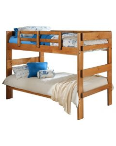 #230 - Wood T/T Bunk Bed W/O Mattresses - 58798