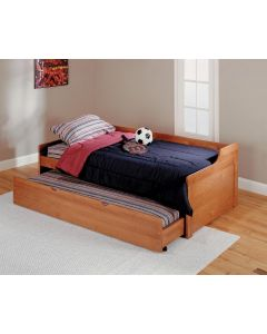 #241- Daybed w/ 2 Mattresses - 58877