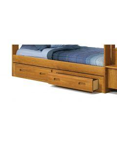 #217 - 2 Drawer Storage Unit - 48151